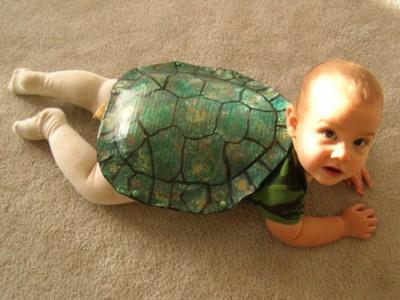 Αστείες αποκριάτικες στολές για μωρά!