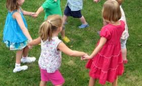 παραδοσιακά παιχνίδια στην αυλή