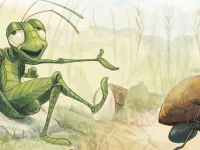Το Τζιτζίκι και το Μυρμήγκι