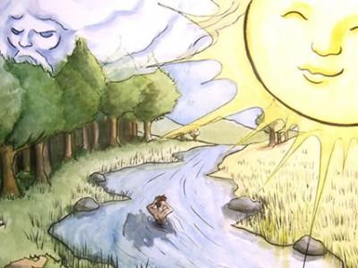 Ο Ήλιος κι ο Βοριάς