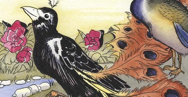 Η Καλιακούδα και τα Πουλιά