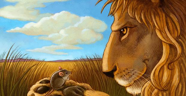 Το Λιοντάρι και το Ποντίκι